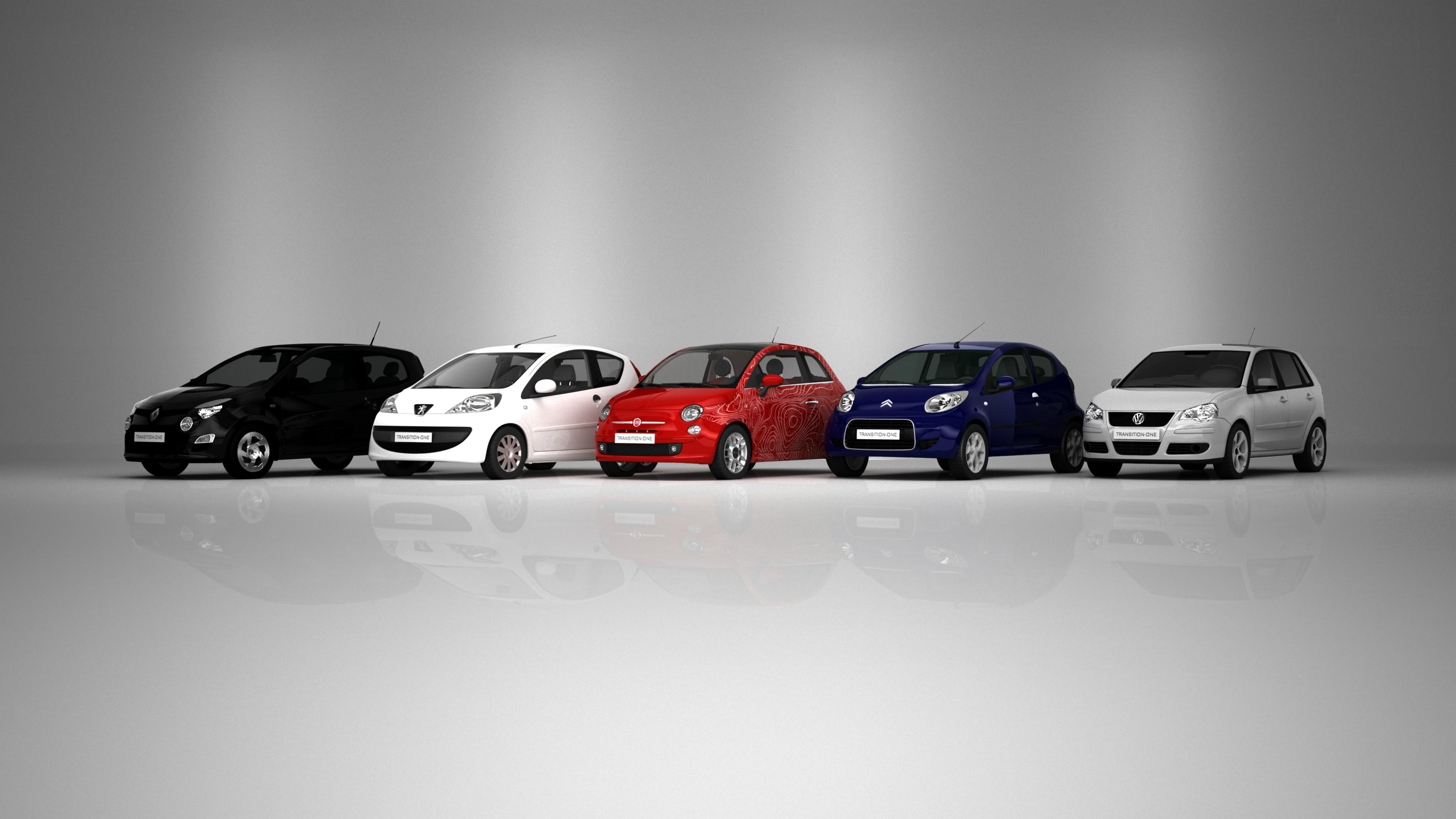 Transition-One rétrofite des voitures électrique